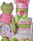 Shop Diaper Cakes for Girls